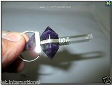 Amethyst Design Pendulum Perfect Result Dowsing Healing Reiki Meditation Aura