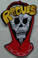 FANCY DRESS HALLOWEEN PARTY MOVIE WARRIORS PROP GANG PATCH: Rogues