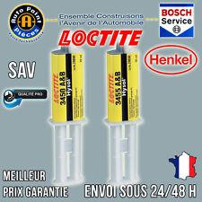 PROMO LOCTITE 3450 Epoxy Poxymatic Acier +LOCTITE 3455 Epoxy Poxymatic Aluminium