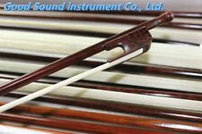 1pcs Top High Quality SNAKEWOOD BAROQUE Violin Bow 4/4, Violin Parts Accessories