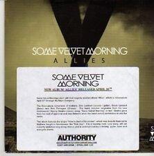 (DA639) Some Velvet Morning, Allies - 2012 DJ CD