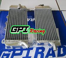 FOR YAMAHA YZ450F YZF450 YZ 450F 2007 2008 2009 aluminum radiator