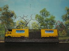 PRALINE HO SCALE # 1320 Truck &Trailer Combination*