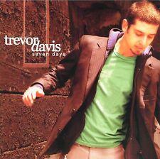 Seven Days by Trevor Davis -  Audio CD 2005 VG RARE!