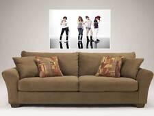 "2NE1 MOSAIC 35""X25"" INCH WALL POSTER K-POP"