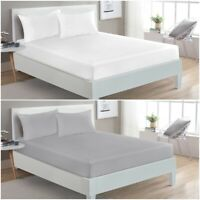 TOP QUALITY 400 THREAD COUNT 100% EGYPTIAN COTTON HOTEL FITTED SHEET BED COVER