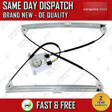 AUDI A3 8PA 2004>13 FRONT RIGHT DRIVER SIDE ELECTRIC WINDOW REGULATOR 4/5 DOORS