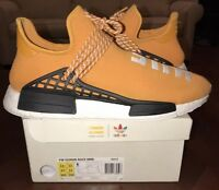 Adidas Human Race Pharrell HU Hue NMD R1 Tangerine Race Orange PW 12.5  Boost 1 2 f597a69ea