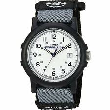 Timex Mens Expedition Camper Watch with Nylon Strap New Uk T49713