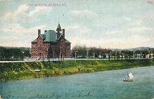 ATHENS PA – High School - 1908