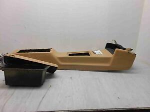 73-81 Chevy Camaro / Pontiac Firebird Tan Armrest Storage Shift Center Console