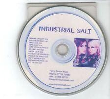 (GQ852) Industrial Salt, Industrial Salt - DJ CD