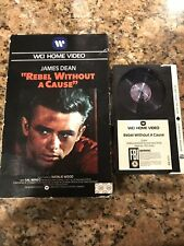 james dean rebel without a cause Betamax Beta Tape