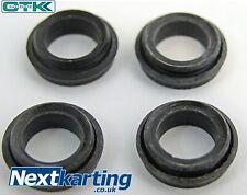 Tony Kart / OTK Brake Pump Seal Kit of 4 - For '04 to Current System - EVK, 401