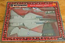 New ListingMotorworks F-14 Tomcat 1:48 Scale Military Aircraft Diecast Model Kit #88210