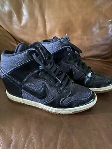 Restricción Actualizar Destello  Nike Wedge Women's Nike Dunk for sale | Shop with Afterpay | eBay