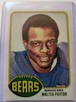 1976 Topps WALTER PAYTON #148 Chicago Bears Rookie Card MINT HOF RC RP GMMT
