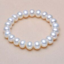 Stretch Stretch Bracelet 7.5'' Y3402 7-8mm White Freshwater Cultured Pearl