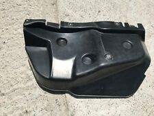 FIAT 500 MINT CONDITION DRIVERS R/H/S BLACK LOWER ENGINE COVER FITS 2008-2018