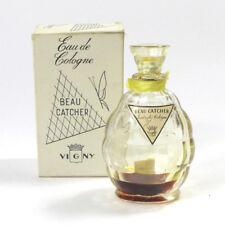 Vintage Vigny Beau Récepteur Eau de Cologne 59ml Parfum Flacon W / Boîte