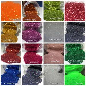 "008"" Premium Glitter Holo-Met-IR-FL for Soft Lures-Nail-Body-Spoon Flies-1/2 1oz"