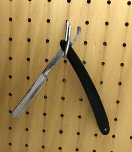 Vintage GOTTLIEB HAMMESFAHR PYRAMIDE RAZOR Straight edge Old Tool 54