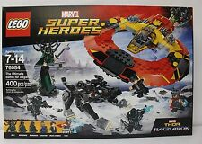 LEGO Marvel Super Heroes 76084 The Ultimate Battle for Asgard 400pcs New In Hand