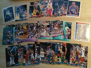 Upper Deck NBA Basket 92 93 1992 1993 French version vente au détail - pick list