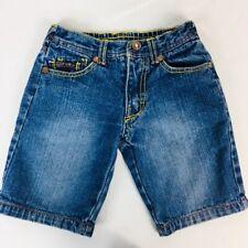 Boys Fubu Baggy Jean Shorts Toddler Size 2T