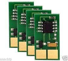 4 x Toner Reset Chip for  Lexmark T640  T642  T644 Printer Series   21K