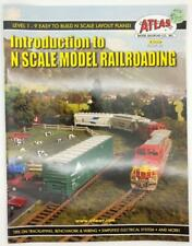 Atlas Introduction to N-scale Model Railroading (Book #6) 40-Pages