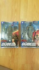 "Hasbro Gi Joe Classified Series Cobra Island Beach Head & Roadblock 6"" Figures"