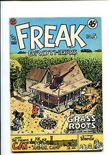 """1977 """"Fabulous Furry Freak Brothers"""" #5 UK printing underground comic shelton"""