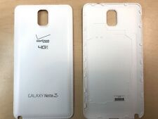 2X Battery Back Door Cover For Samsung Galaxy Note 3 White