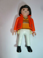 Playmobil City Rescue team woman action figure toy female emergency responder!