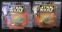 2x Star Wars Micro Machines Die-Cast 66260 New Sealed Star Destroyer Y-Wing