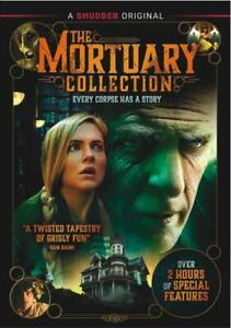 The Mortuary Collection - Fantasy, Horror (2019) DVD