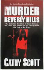 A Murder in Beverly Hills by Cathy Scott Robert Durst Crime PB Near Perfect