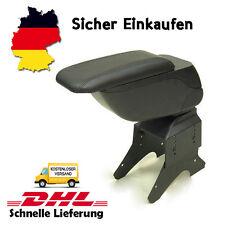 Mittelarmlehne Armlehne Schwarz für Opel Corsa B C D Konsole Tigra Mittelkonsole