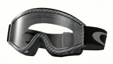 MASQUE CROSS OAKLEY L FRAME MX MATTE CARBON FIBER