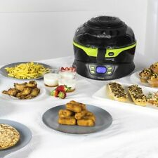 Cecotec turbo cecofry 4d friteuse Innovantes Automatique sans huile Un cuillère
