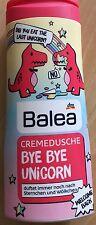 balea bye bye unicorn Duschgel