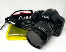 GUC Canon EOS Rebel XSi dSLR Digital Camera 18-55mm Lense w/ Charger and battery