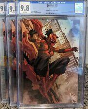 "💥DAREDEVIL 25💥 CGC 9.8 Unknown Comics ""virgin"" variant , First Elektra as DD."