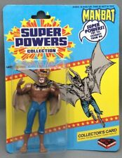 📢 MANBAT #69 📢 Super Powers MOC by ITW 2nd Series KENNER UNPRODUCED Figure