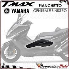 SCOCCA FIANCHETTO SINISTRO CENTRALE NERO METALLIZZATO YAMAHA T-MAX 500 2010 2011