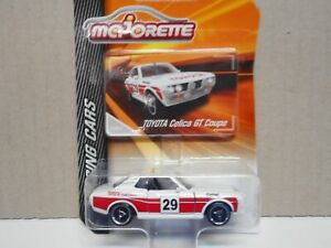 TOYOTA CELICA GT COUPE RACING CARS MAJORETTE 1:64