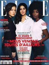Elle France 10 June 2016 Josephine Le Tutour Kristen Stewart Anya Lyagoshina