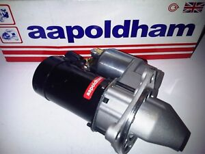 FORD ESCORT MK2 RS2000 NEW LIGHTWEIGHT UPRATED STARTER MOTOR =ALLOY SUMP TYPE