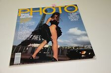 Jan 1991 Photo Magazine French Edition Keith Lander Model Camera Ad